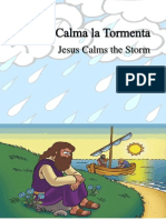 JesúsCalmala Tormenta - Jesus calms the storm