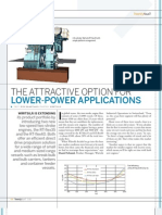 Engines for Lower Power Applications