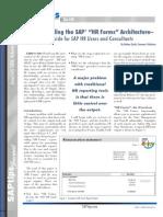Zaidi Understanding the Sap HRFormsArchitecture 0606 a 110