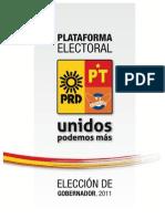 Plataforma Unidos Podemos Más