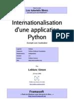Tutoriel Python i18n
