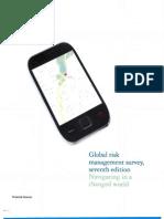 Deloitte Global Risk Management SurveyOCR
