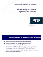 Est and Ares y Modelos de Ingenieria Del Software