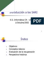 XVII-Introduccion a Los Sistemas de Almacenamiento y Recuperacion de La ion