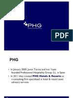 PHG Hotels & Resorts - En