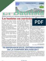 El Bautista Mayo 2011