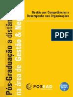 Gestão por Competências e Desempenho nas Organizações