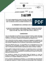 Decreto 3942 de 2010