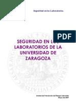 Normas Seguridad Lab Oratorios Uni de Zaragoza