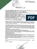 Circular Contaduría General Nº 02-11 Fondos Permanentes
