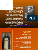 Aquinas Natural Law