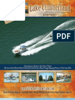 Lake Cumberland Kentucky Visitor Guide 2011