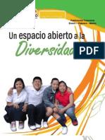 """Revista de Educación Especial """"Un Espacio Abierto a la Diversidad No 2"""""""