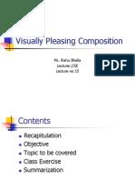 HCI_Visually Pleasing Composition