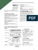 Triton Parameter Guide