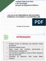 Apresentação UFPI
