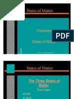 Three States of Matter Ppt