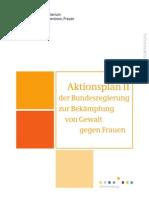 Aktionsplan II Zur Bek C3 A4mpfung Von Gewalt Gegen Frauen,Property=PDF,Bereich=Bmfsfj,Sprache=de,Rwb=True