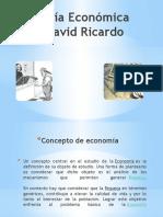 Teoría Económica de David Ricardo