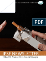 Newsletter 88 - Tobacco Awareness Pre Campaign