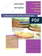 Practica# 3 MIcrobiologia