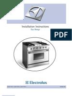 Conversion Kit Instructions Stove