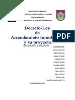 CONTRATO ARRENDAMIENTO