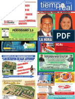Revista Tiempo Real Abril - Mayo 2011