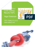Improve Your Cold Calling Results 700%