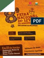 8ª Feira Nacional do Livro de Ribeirão Preto