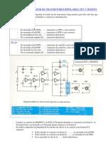 Circuito or de Transistores Bipolares 582