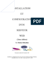 Installation Configuration Serveur Web Sous Windows 05-12-2005