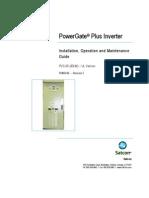 Satcon PowerGate PVS30