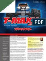 Traxxis Manual