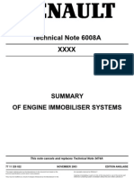 6008a Summary Immo Systems Renault All