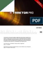 Traktor Pro Manual English
