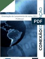 Manual_lançamento_notas_2011_PROFESSOR_ATUALIZADO