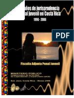 10 años de jurisprudencia penal juvenil en Costa Rica 1996-2006