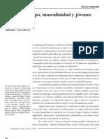 Cruz - Cuerpo, masculinidad y jóvenes (México, 2006)