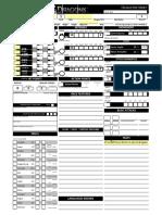 Character Sheet 21.2.2