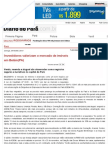 Diário do Pará - Pará _ Investidores valorizam o mercado de imóveis em Belém(PA)