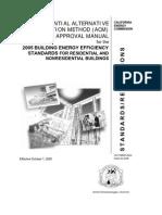 Residential ACM Manual
