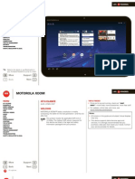Motorola Xoom User Manual