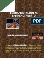 FUNDAMENTOS DE EMPRENDIMIENTO