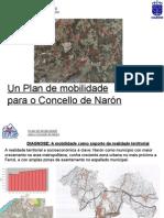 Plan de Mobilidade para Narón
