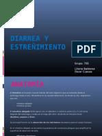 DIARREA Y ESTREÑIMIENTO(1)