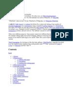Characteristics: Wikipedia Wiki (Disambiguation) Help:Edit