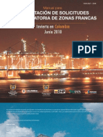 Manual de Zonas Francas en Colombia 2010