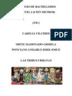 EL IMPACTO DE LA TRIBUS URBANAS