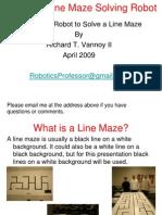 Line Maze Algorithm
